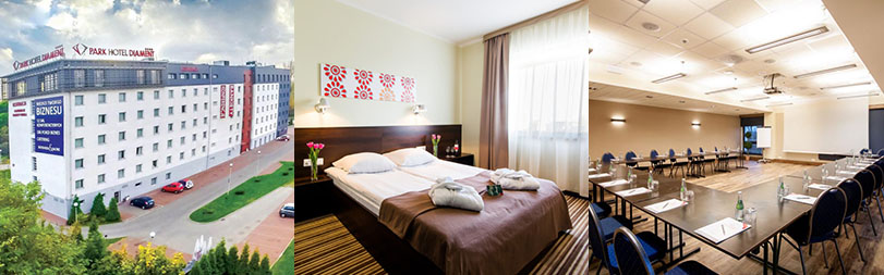 Park Hotel Diament Katowice****