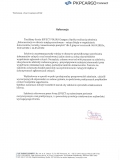 kurs dokumentacja w obrocie międzynarodowym
