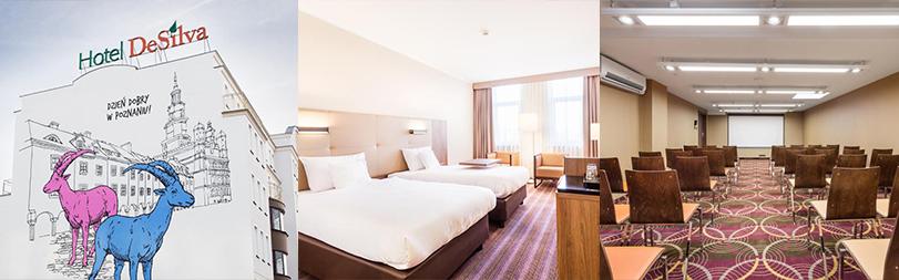Hotel DeSilva**** Premium Poznań